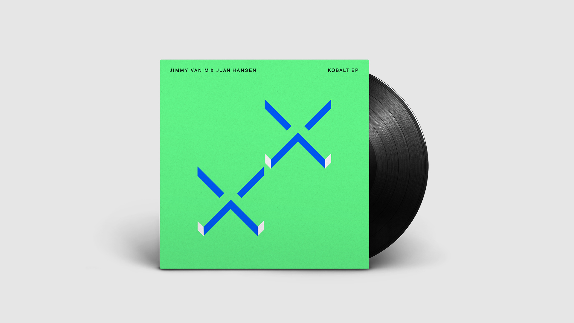 JIMMY VAN M : JUAN HANSEN - Kobalt EP (Bedrock)